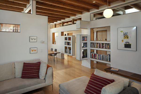 Sustainable Living Room