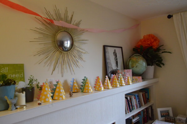 Eco friendly child's birthday party ideas