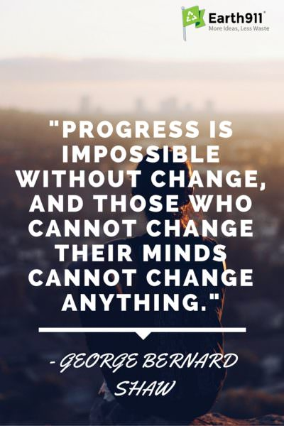 Progress comes as we adjust our minds and continue to explore.