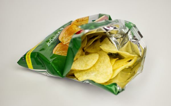 bag of potato chips