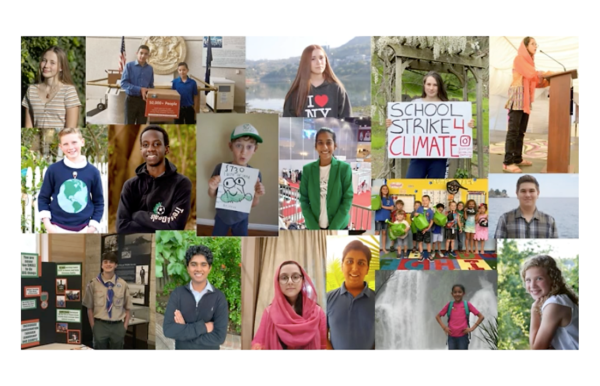 International Young Eco-Heroes