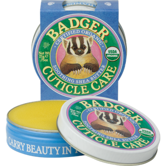 Badger Cuticle Care