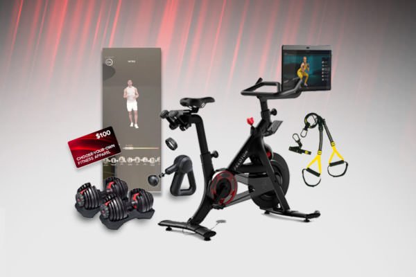 Enter to Win a Complete Home Gym Giveaway by Donating to Charity